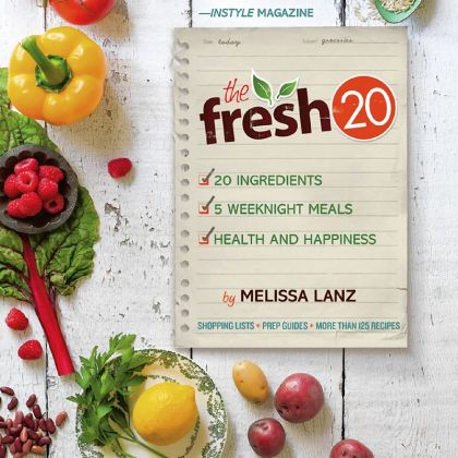"""'The Fresh 20' """"The Fresh 20"""" by Melissa Lanz."""
