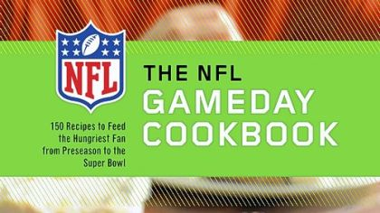 The NFL Gameday Cookbook The NFL Gameday Cookbook