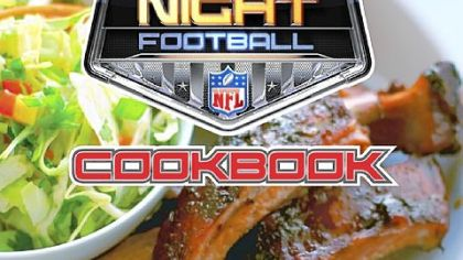 The Sunday Night Football Cookbook The Sunday Night Football Cookbook.