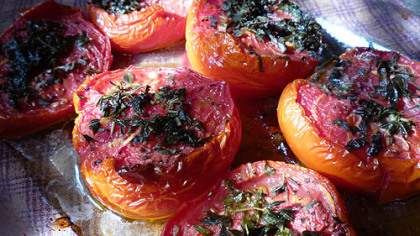 Tomatoes Provencal Tomatoes Provencal 