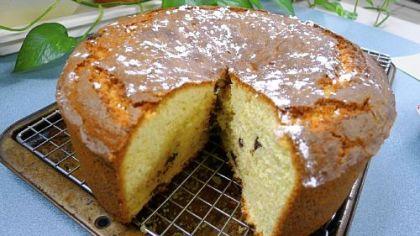 Vassilopita Greek New Year's cake known as Vassilopita.