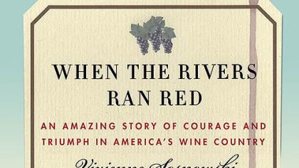 """When the Rivers Ran Red"" When the Rivers Ran Red, by Vivienne Sosnowski."