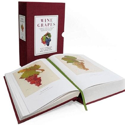"'Wine Grapes' ""Wine Grapes,: A Complete Guide to 1,368 Vine Varieties, Including Their Origins and Flavors"" by Jancis Robinson, Julia Harding and Dr. Jose Vouillamoz, (HarperCollins, Nov. 2012, $175)."