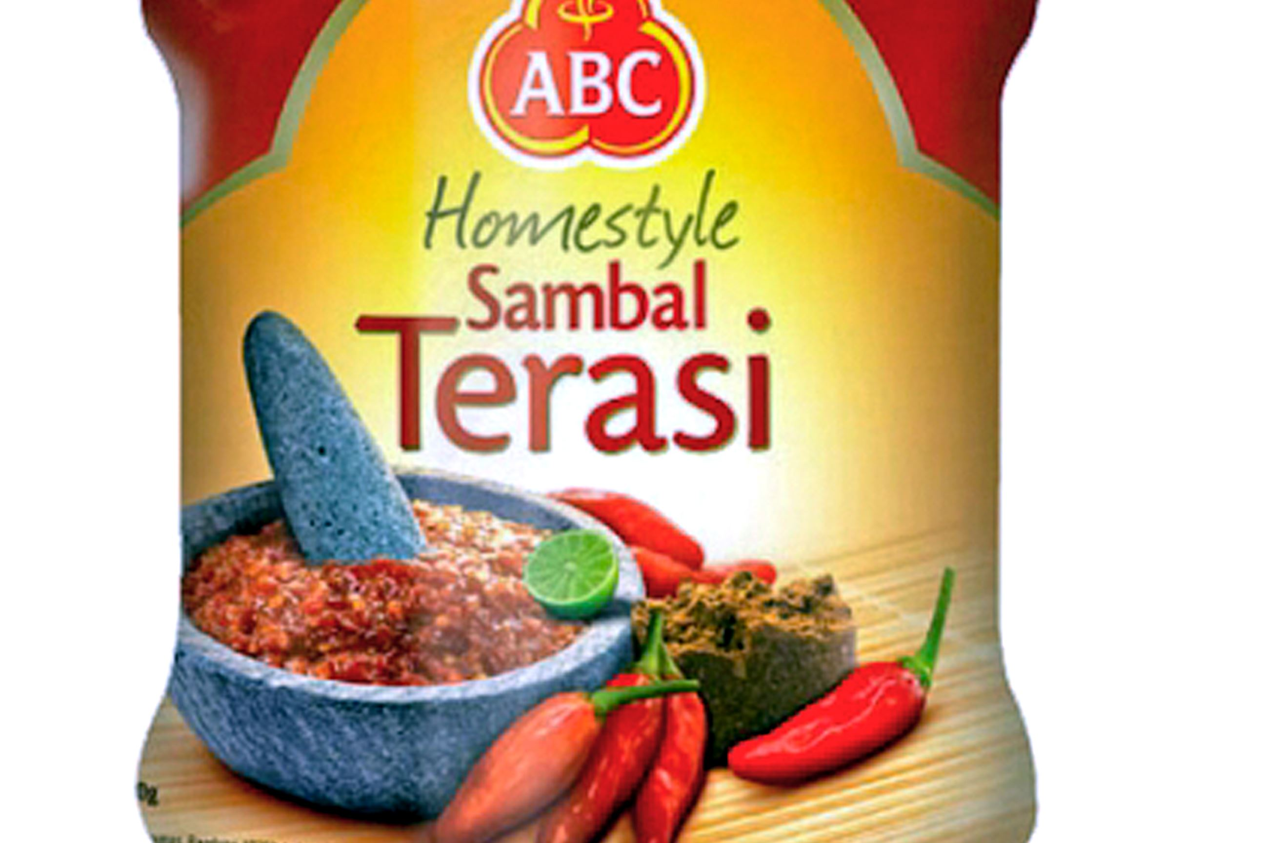 ABC Sambal Terasi ABC Sambal Terasi (Indonesia).