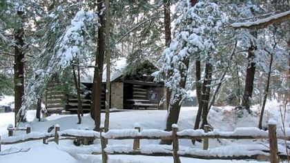 State Park Cabin Rentals Let Campers Pick The Right