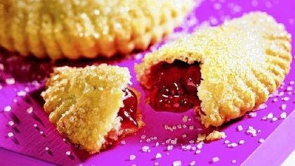hand pie nutella and cherry hand pies these cherry hand pies are ...