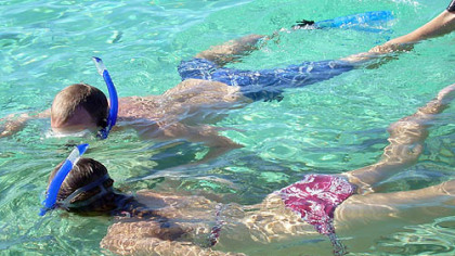 Peep with the fishes: Snorkeling is a fun and easy way to ...