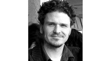 "Dave Eggers Dave Eggers ""is working new muscles"" with his latest ... - Dave-Eggers"