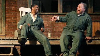 Viola Davis and Denzel Washington shine in stirring 'Fences' trailer