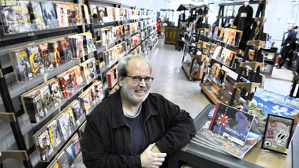 Oakland S Phantom Comic Book Store Expands Its Space And