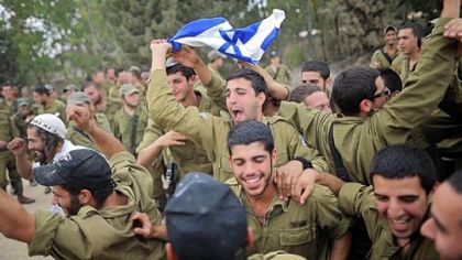 Israeli Gangnam Style: Jewish Soldiers And Arabs Celebrate ...
