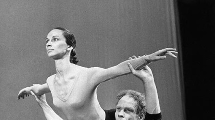 the life of merce cunningham Variations v (1966) - merce cunningham dance company - youtube   between art and life in this specially commissioned essay, art historian paul b.