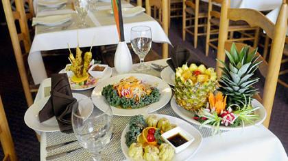 Nicky S Thai Kitchen Menu