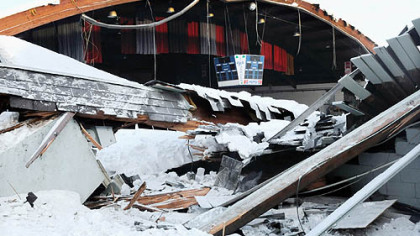 South Side Ice Rink Is Latest Structure To Collapse
