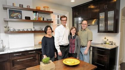 Sewickley Couple And Friends Cooked Up A Functional Fabulous Kitchen Pittsburgh Post Gazette