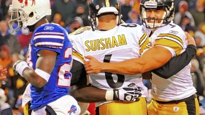 Steelers kicker Shaun Suisham named AFC special teams player of…