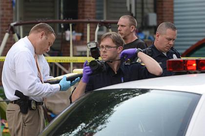 Man Dies After Killing Ex Girlfriend Shooting Himself In
