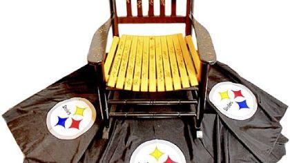 Steelers Rocking Chair Brenda Franklin, Owner Of Big Mamau0027s House Of Soul,  Is Raffling