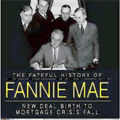 Collapse of Fannie Mae, Freddie Mac was Self-Inflicted