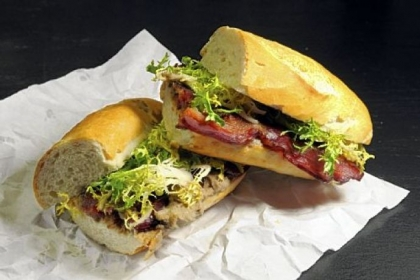 Thin Man Sandwich Shop Thin Man Sandwich Shop in the Strip District ...