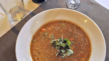 Slow food: Turtle soup is a throwback to an earlier ...