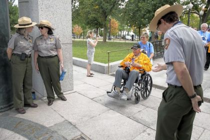 how to become a park ranger in illinois