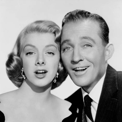 its just something about those eyes am i right and lets not even begin on the stone cold fox that is rosemary clooney next to bing - Bing Crosby Christmas Movies