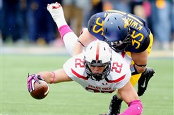 Nick Kwiatkoski, as West Virginia linebacker and Bethel Park graduate, was drafted by the Bears in the fourth round of the NFL draft Saturday.