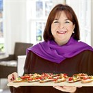 "Ina Garten as photographed for the cover of her 2012 book ""Barefoot Contessa Foolproof: Recipes You Can Trust."""