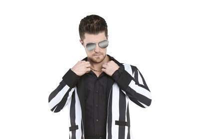 Halloween1 Robin Thicke costume for Halloween.