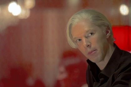 "Benedict Cumberbatch Benedict Cumberbatch stars as WikiLeaks founder Julian Assange in ""The Fifth Estate."""