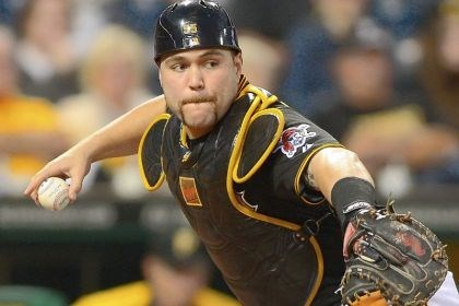martin Russell Martin proved to be everything the Pirates hoped he would be when they signed him in the offseason.