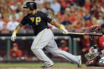 Pirates' Marlon Byrd Marlon Byrd