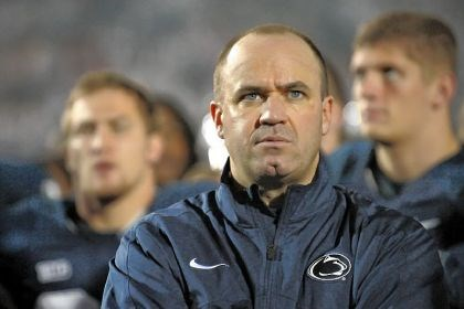 "PSU's O'Brien speaks Penn State Coach Bill O'Brien: ""The team's confidence isn't shaken."""