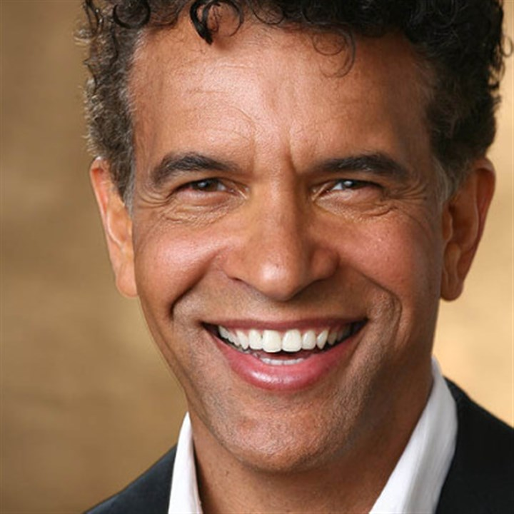 "Brian Stokes Mitchell Brian Stokes Mitchell -- ""Itching to do a show."""