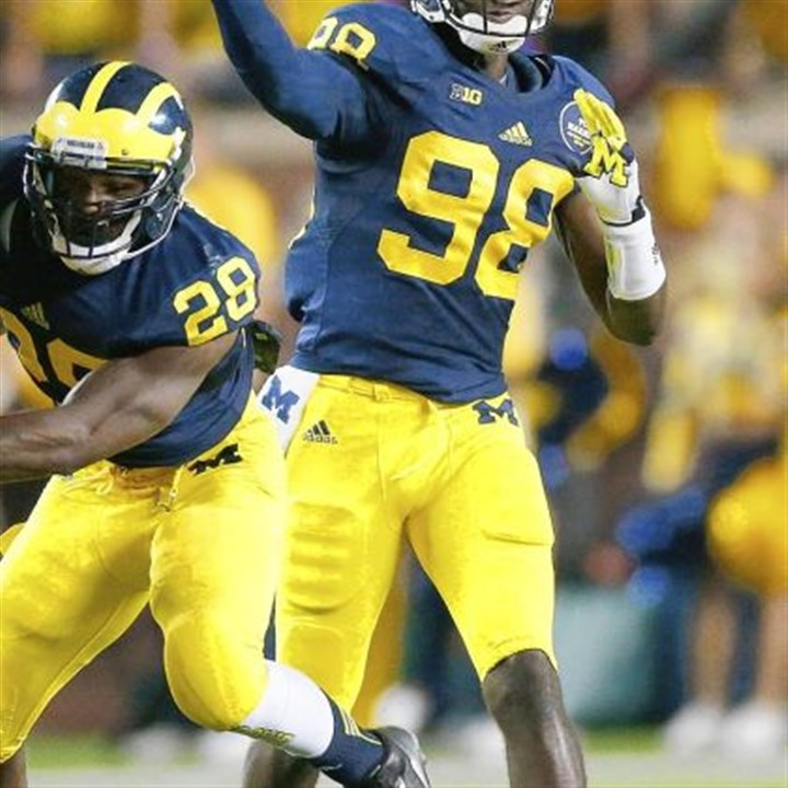 gardner Michigan quarterback Devin Gardner is a dynamic challenge for Penn State because of his running and passing ability.