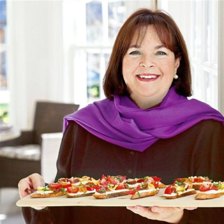 Patricia sheridan 39 s breakfast with ina garten - Best ina garten cookbook ...