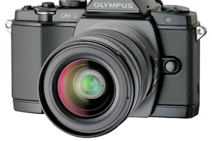 "Olympus CM-D The Olympus CM-D won ""Camera of the Year"" awards worldwide."