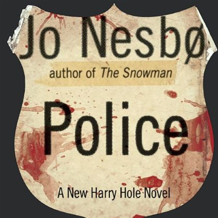 """Police,"" a Harry Hole novel, by Jo Nesbo"