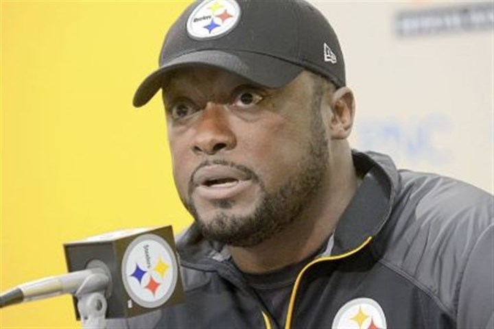 steel2 Coach Mike Tomlin promised changes after the 0-4 start; today he demoted Ziggy Hood and Mike Adams.