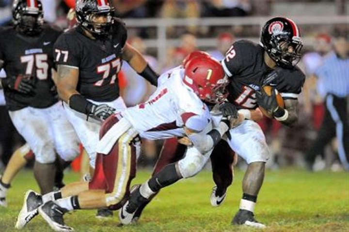 Terry Swanson Aliquippa's Terry Swanson teams with Dravon Henry to form the most lethal one-two rushing tandem in the WPIAL.