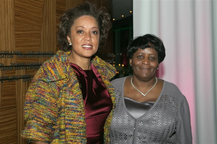 seenneed1  Candi Castleberry-Singleton and Dorothy Browne