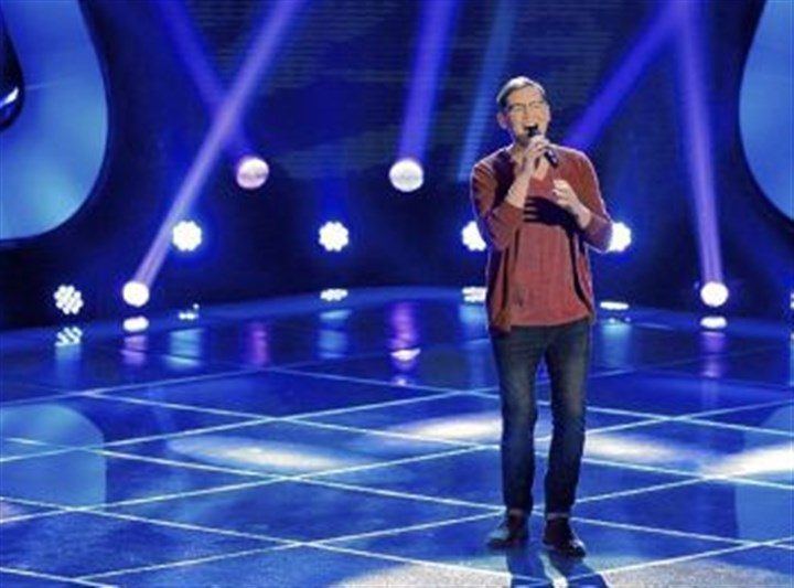 """The Voice"" Former CMU student James Wolpert is still in the competition on NBC's ""The Voice."""