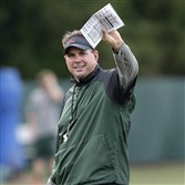 Ex-Miami head coach Al Golden, shown here in an Oct. 2013 photo, was fired earlier this season.