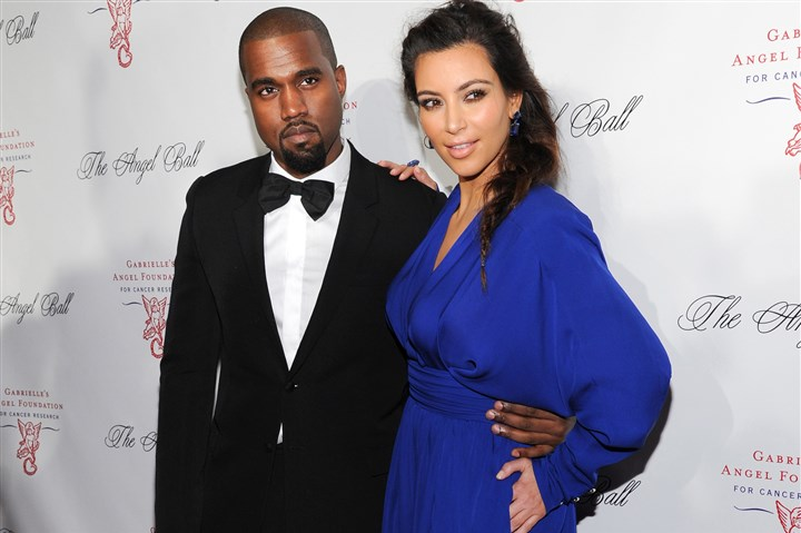 KimKardashianKanyeWest Kanye West is $53 million in debt, but his financial missteps don't quite reach the levels of athletes like Evander Holyfield, for example.