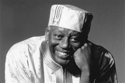 Randy Weston Jazz musician Randy Weston.
