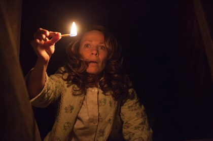 "Carolyn Perron Carolyn Perron in a scene from ""The Conjuring."""