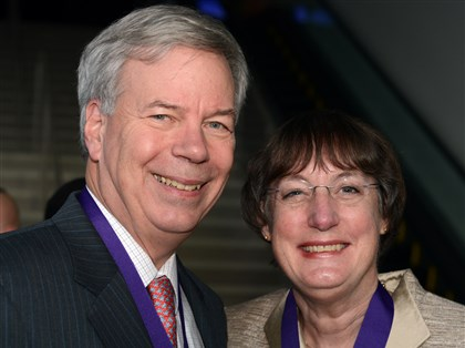 Davidson Thomas Kensler and Dr. Nancy Davidson