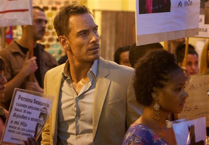 "Counselor2 Michael Fassbender tries to navigate through a world with which he is totally unfamiliar in ""The Counselor."""