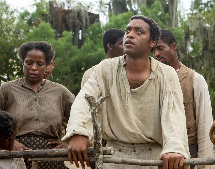 "12YearsaSlave3 Chiwetel Ejiofor as Solomon Northup in ""12 Years a Slave."""
